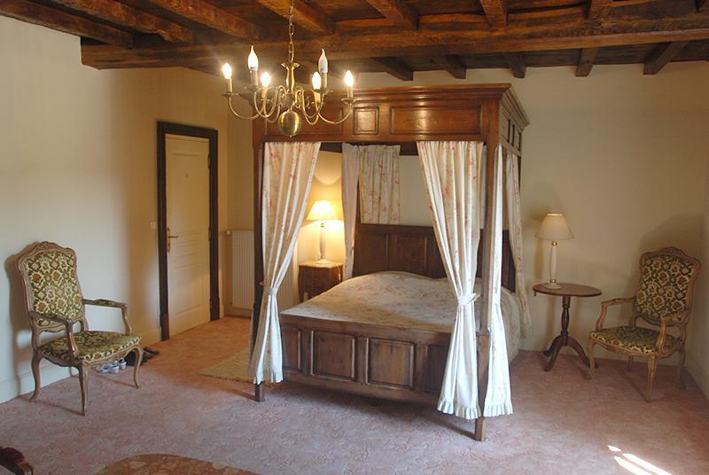 Chambres standard sup rieures ou avec un lit baldaquin - Chambre lit baldaquin ...
